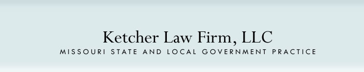 Ketcher Law Firm, LLC, of St. Louis, Missouri